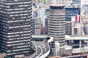 Gate Tower Building in Osaka (muza-chan.net)