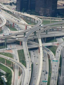 High Five Interchange (Wikipedia)