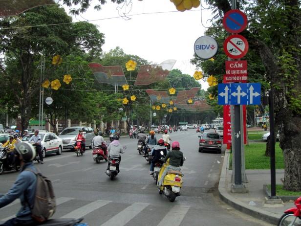 Confusing Traffic Signage