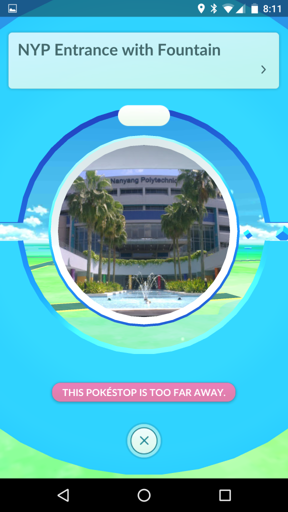 Pokestop at NYP